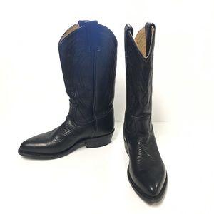 FRYE Women's Black Billy Pull-On Boot Size 7